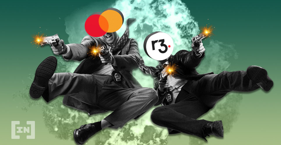 mastercard r3 blockchain
